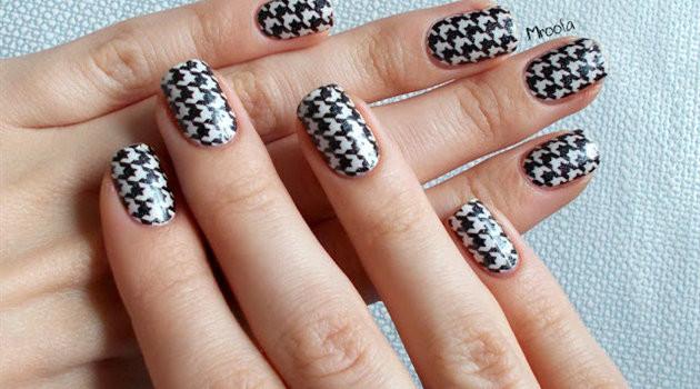 Latest Nail Polish Art Designs